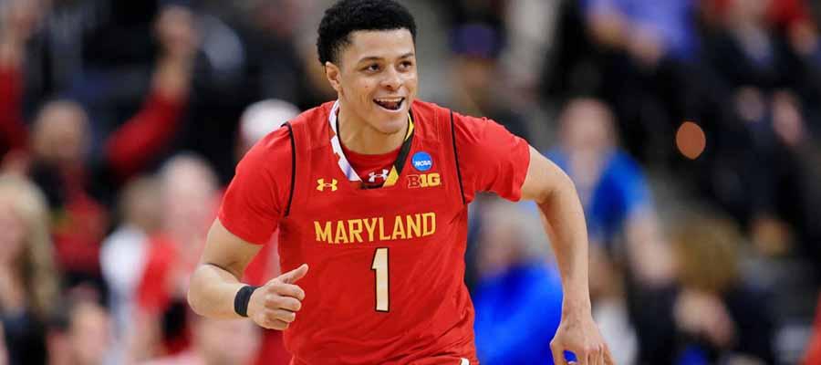 #10 Maryland vs #7 UConn NCAA Tournament Round 1