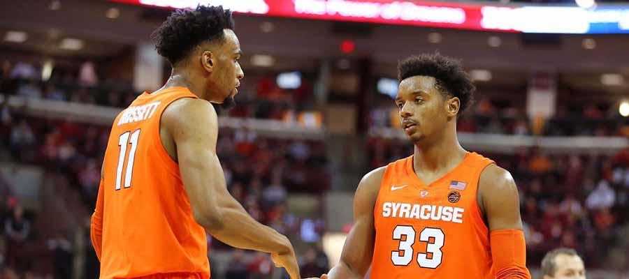 #11 Syracuse vs #2 Houston