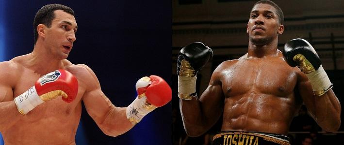 Boxing Betting Speculation on Klitschko vs Joshua