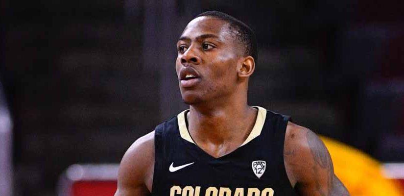 #12 Georgetown vs #5 Colorado NCAA Tournament Round 1