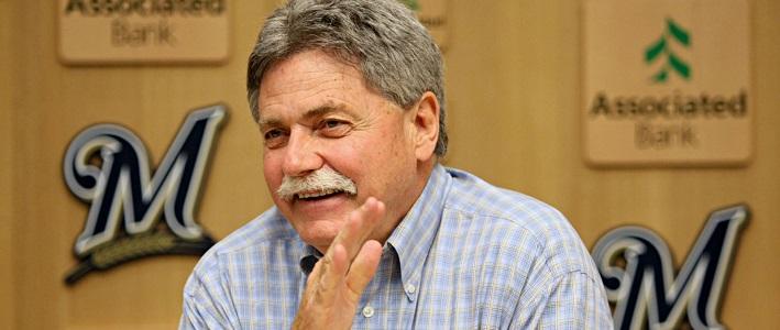 MLB Betting Report on Milwaukee's GM Doug Melvin Resigning
