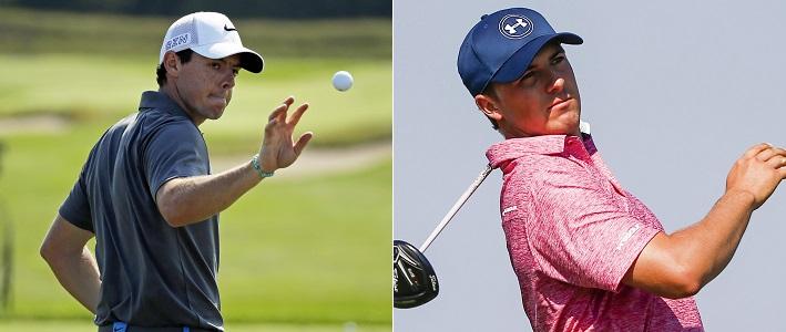 Golf Betting Inquiry on Rory McIlroy vs Jordan Spieth