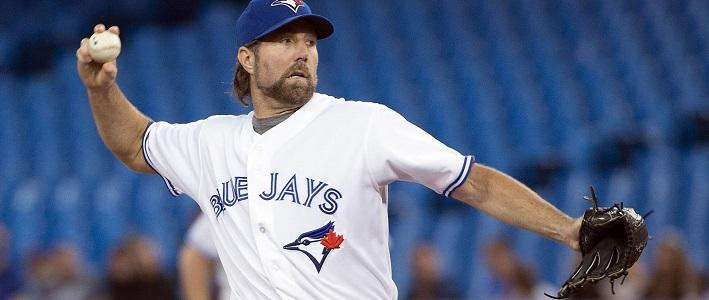 R.A. Dickey - Toronto Blue Jays vs Los AngelesAngels MLB Free Picks