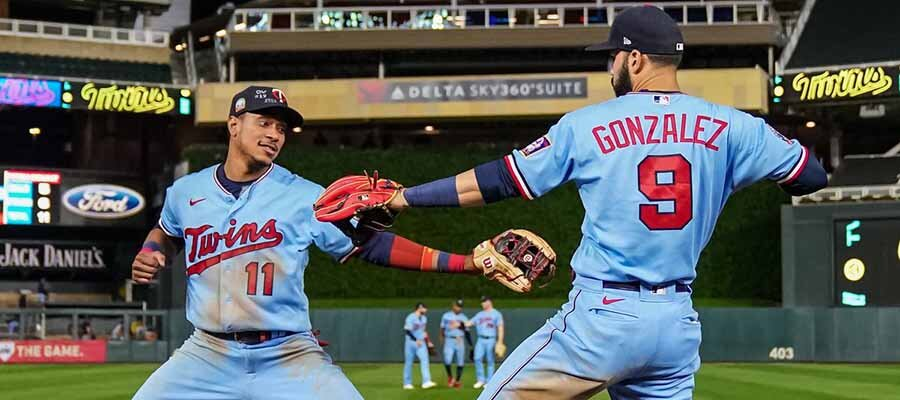 Astros vs Twins