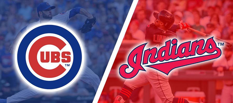 Indians vs Cubs