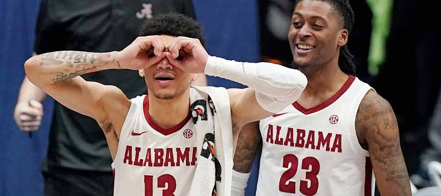 #15 Iona vs #2 Alabama NCAA Tournament Round 1