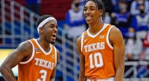 #15 Texas vs #16 Oklahoma