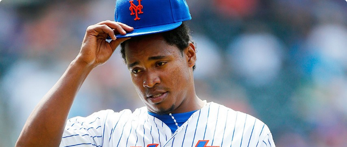 Effect of the Ban for Mets' Jenrry Mejia on Baseball Betting