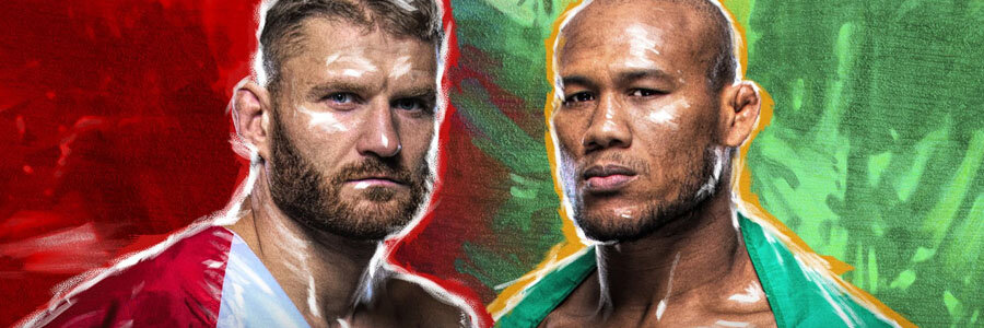 UFC Fight Night 164 Odds, Preview & Predictions.