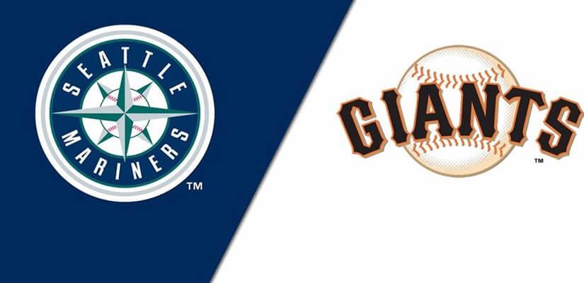 Mariners vs. Giants