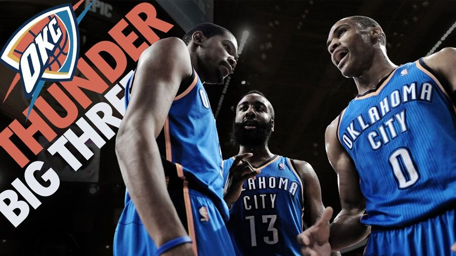 OKC will face LA on the court.
