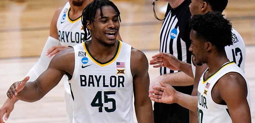 #2 Houston vs. #1 Baylor NCAA Tournament Final Four
