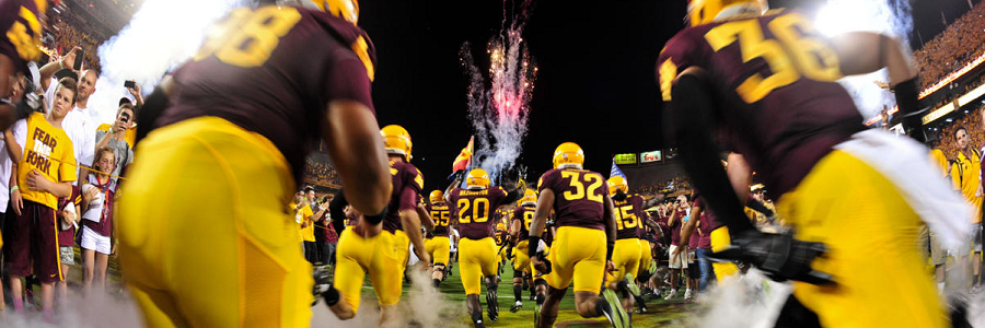Can Arizona State Upset Washington in the NCAAF Week 7 Odds?