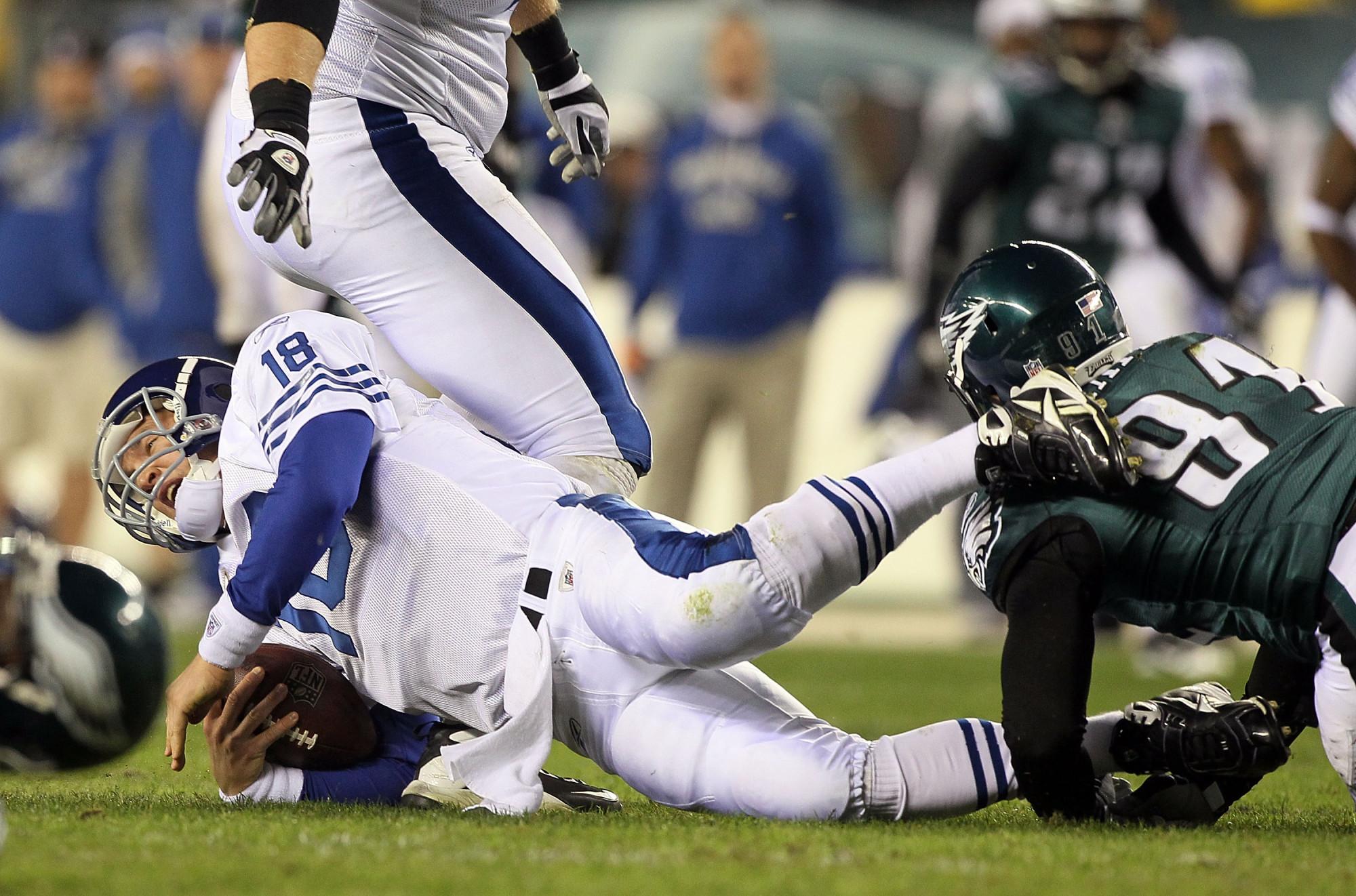 Indianapolis Colts v Philadelphia Eagles nfl