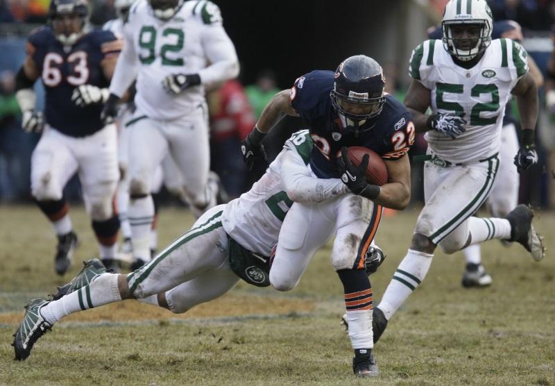 Chicaho Bears vs NY Jets