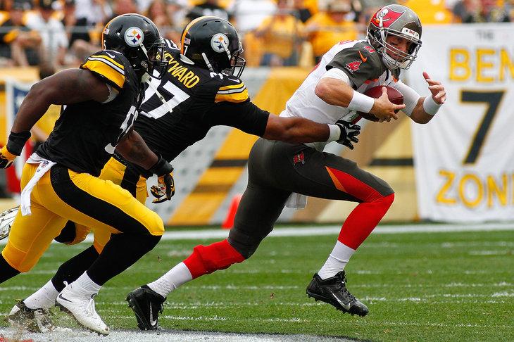 Tampa-Bay-Buccaneers-v-Pittsburgh-Steelers nfl