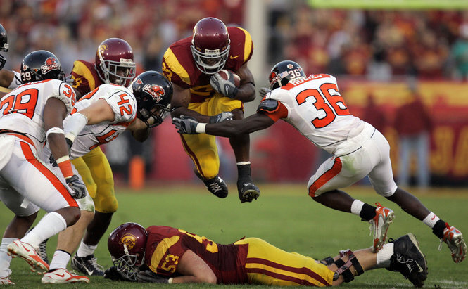 USC vs Oregon State NCAA Football Betting Preview