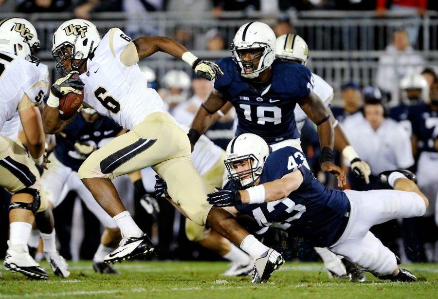 Penn State vs. UMass NCAA Football Lines Guide