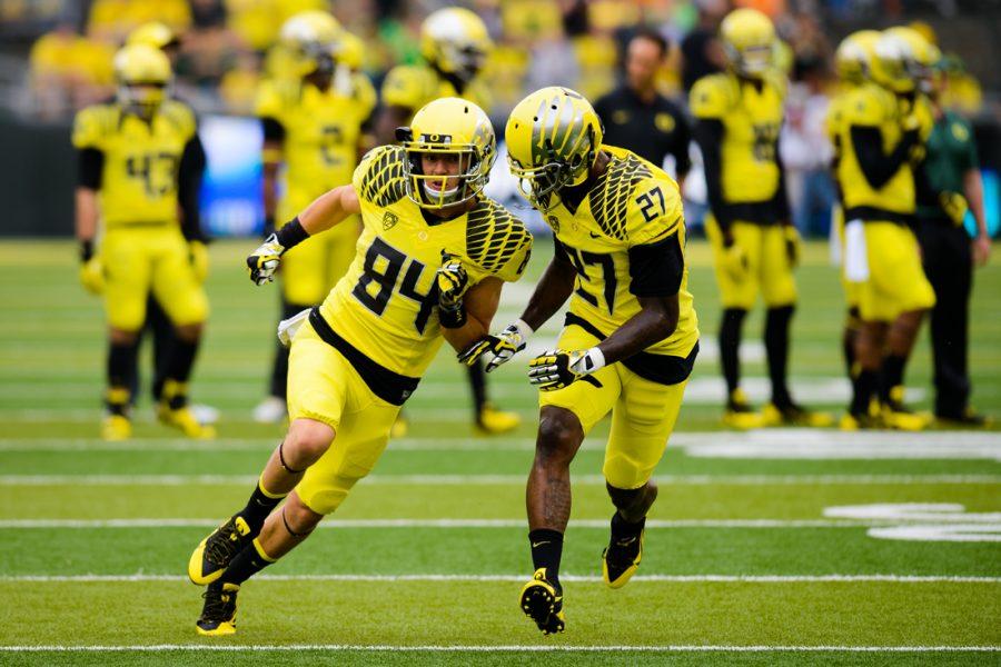 Oregon vs Washington State NCAA Football Betting Report