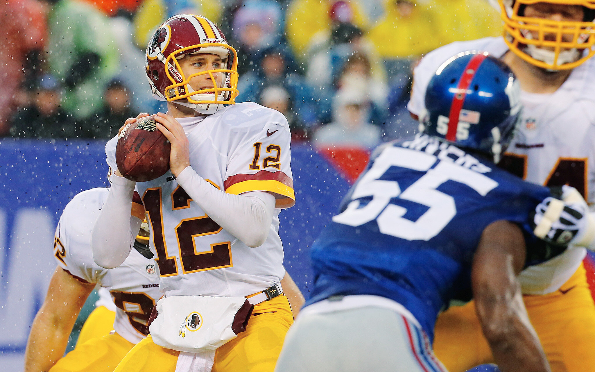 Giants and Redskins Open Week 4 of the NFL Betting Season
