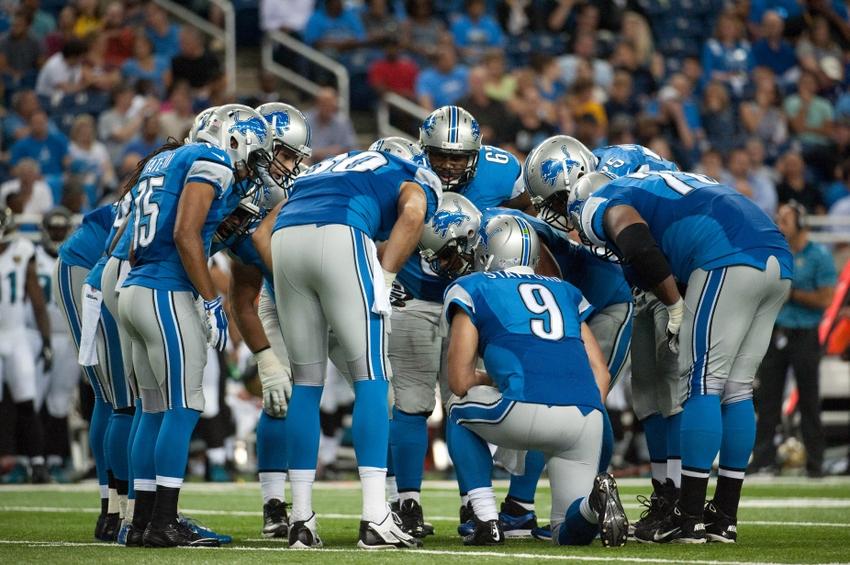 NFL-detroit Lions
