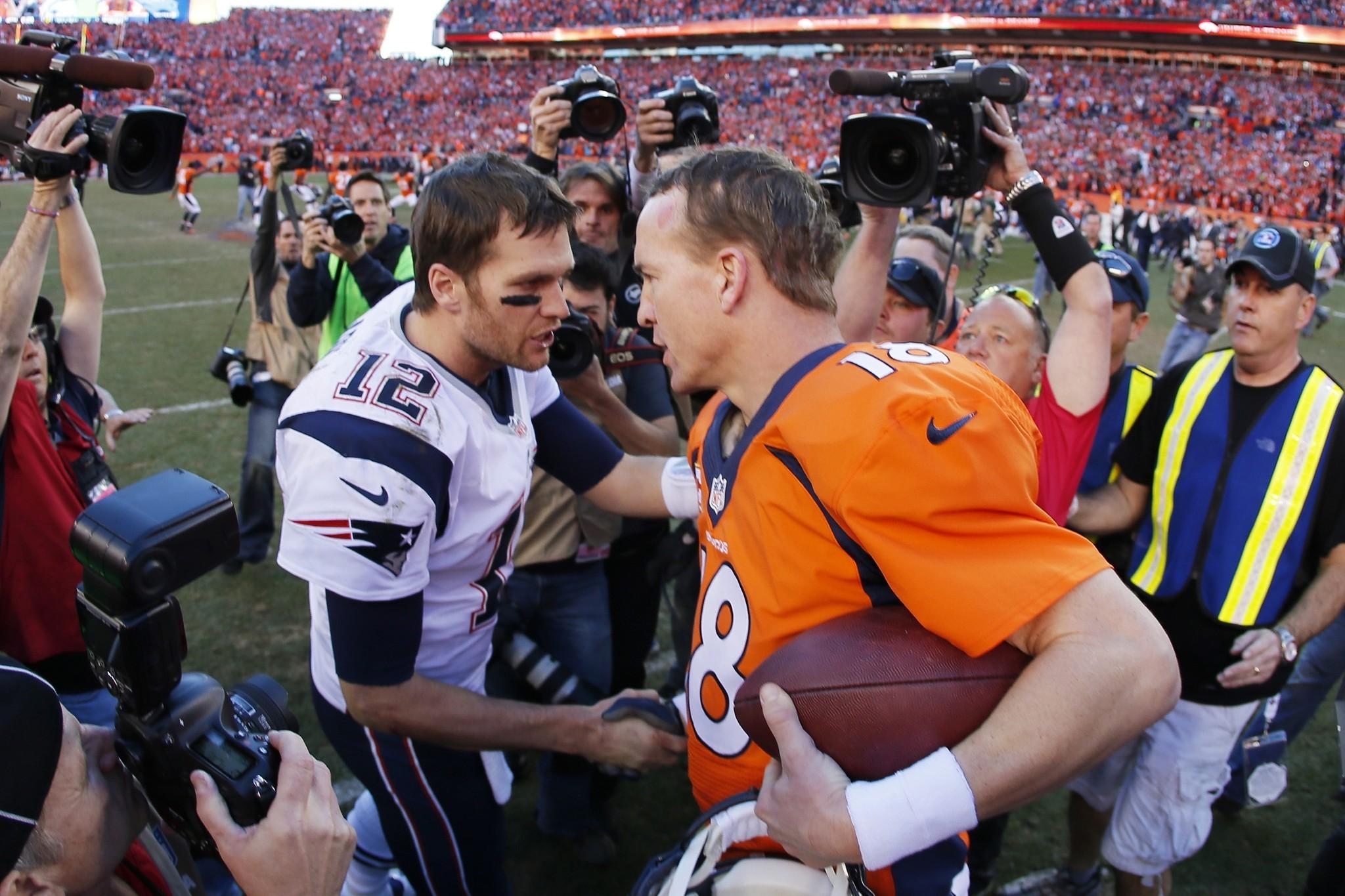 Denver vs New England NFL Betting Trends