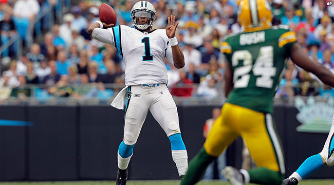 panthers-vs-packers nfl