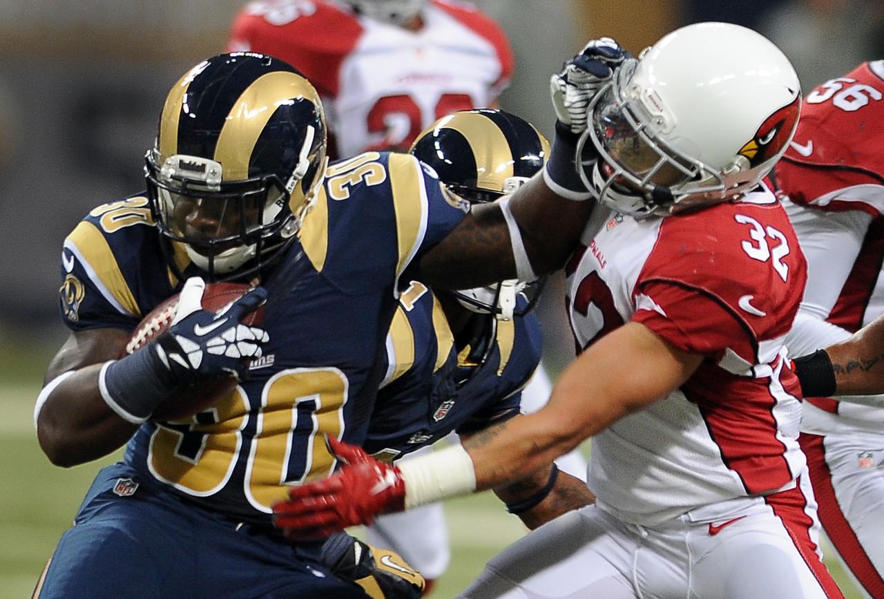 Rams vs Cardinals nfl