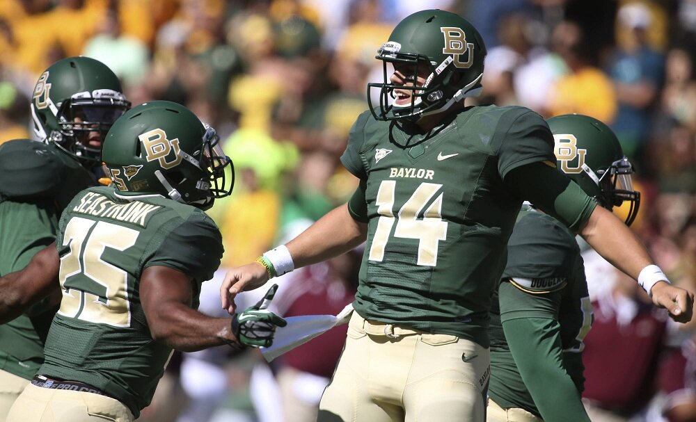 baylor-bears college football