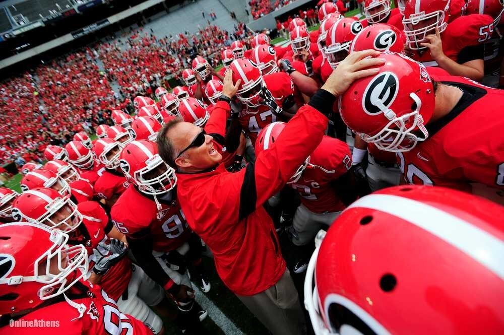 georgia-bulldogs ncaaf