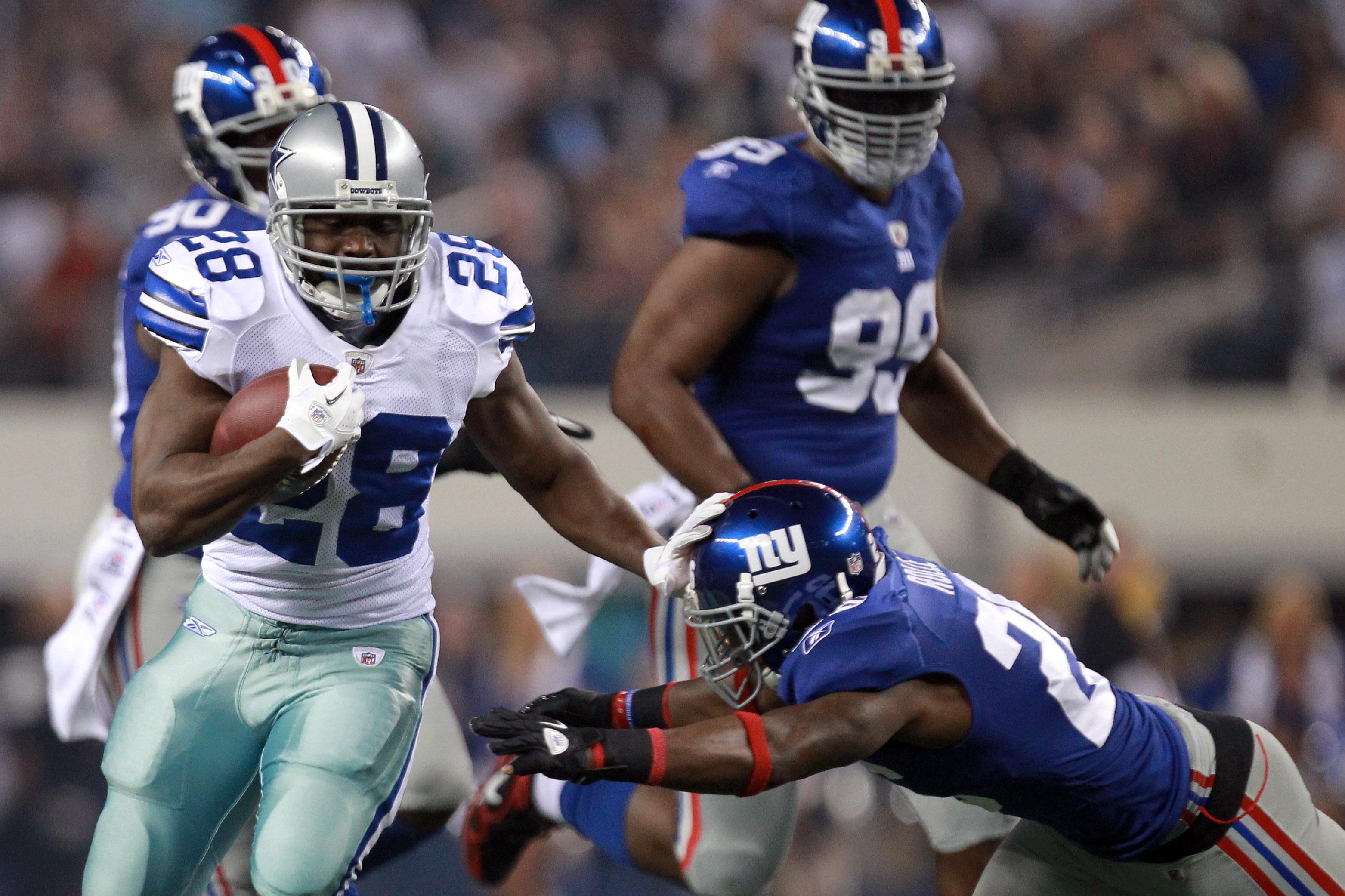 New York Giants v Dallas Cowboys nfl