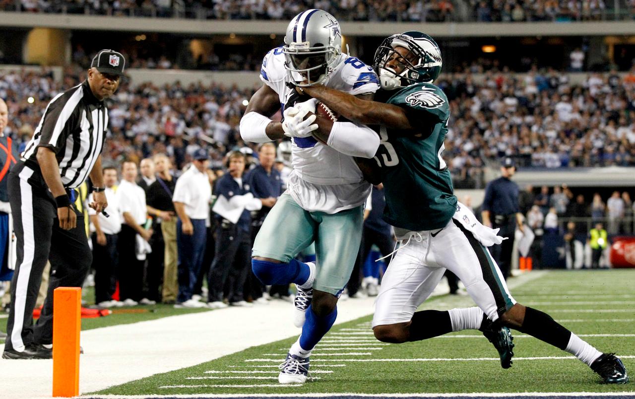 Cowboys vs Eagles nfl