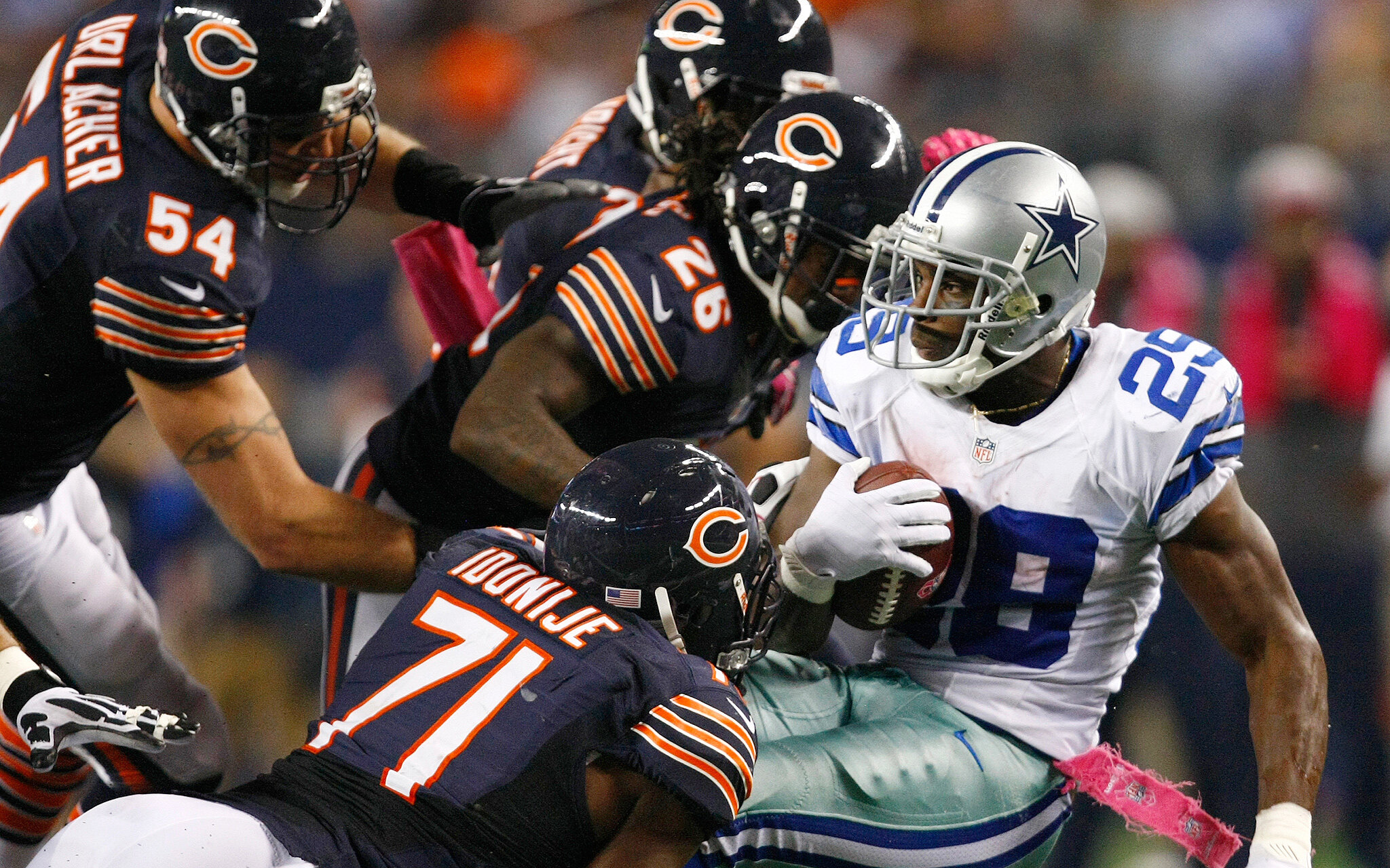 Bears-vs-Cowboys nfl