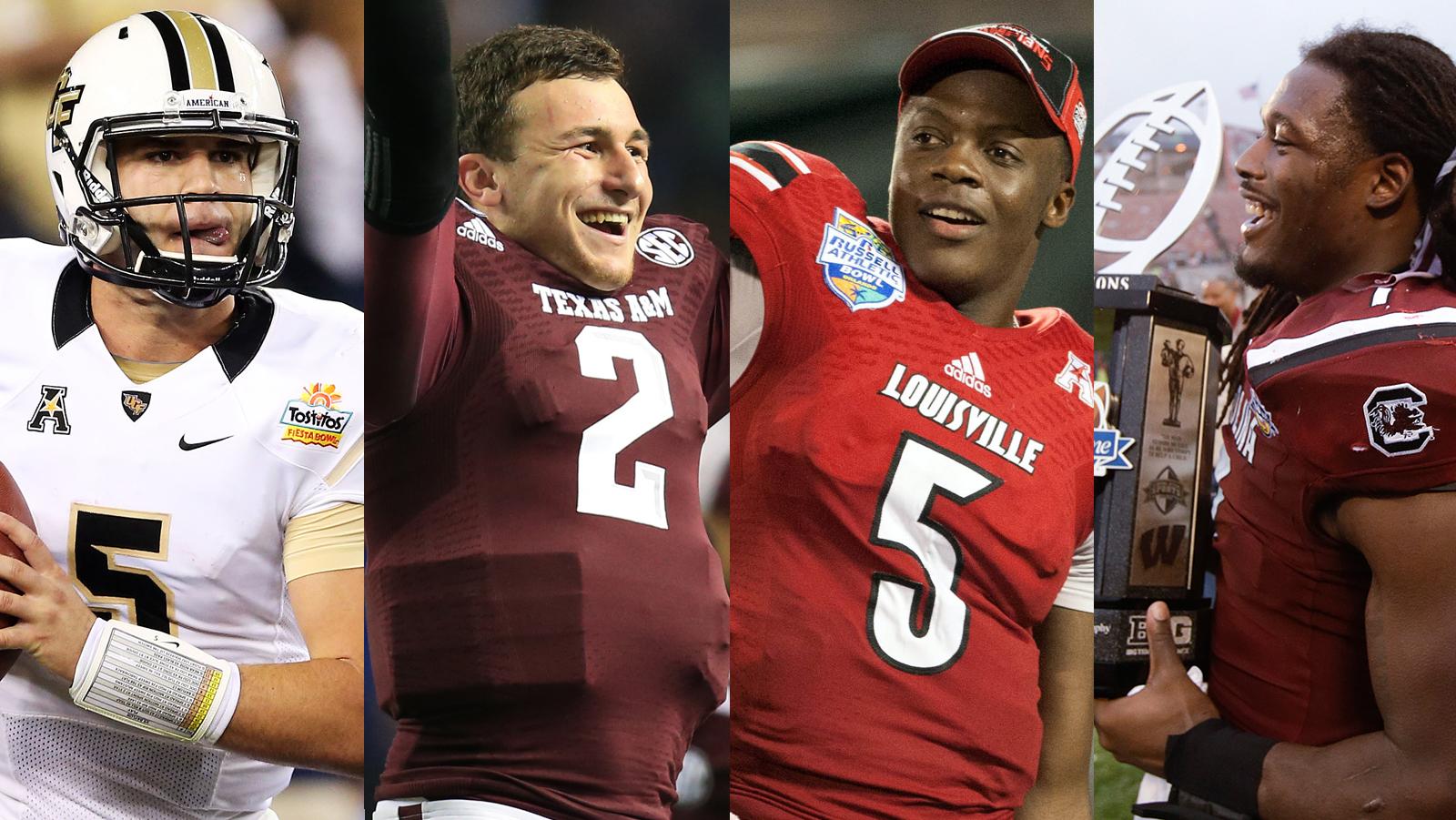 NFL Draft prospects 2015