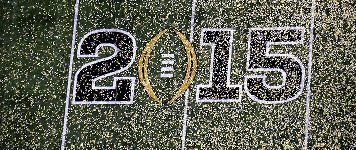 Ranking the Top NCAA Football Odds Conferences in 2015