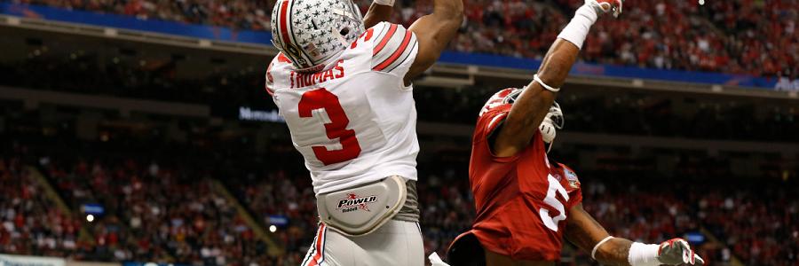 Controversial NCAA Football Odds Bowls