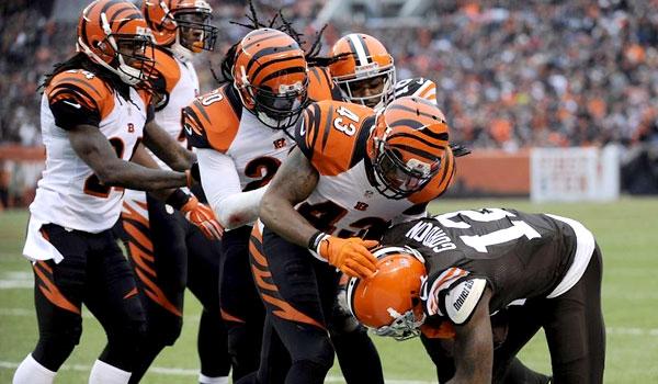 Cincinnati Bengals vs Browns