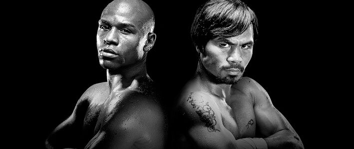 Pacquiao vs Mayweather Set To Shatter Online Betting World