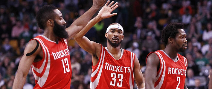Houston Rockets vs Cleveland Cavaliers NBA Betting Odds