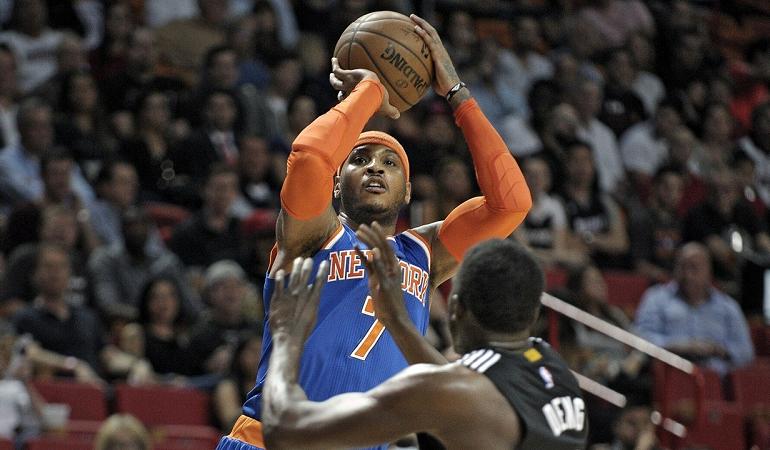 NY Knicks Carmelo Anthony