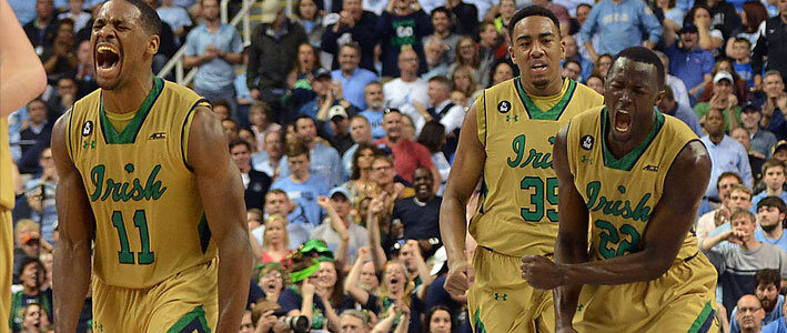 Notre Dame vs Northeastern Round of 64 Game Odds Report