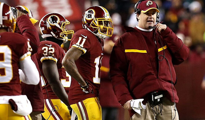Washington Redskins 2015 NFL Betting Odds