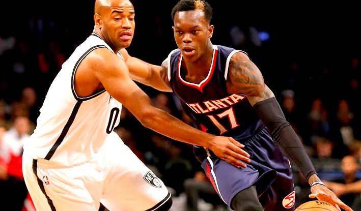 Nets vs Hawks II