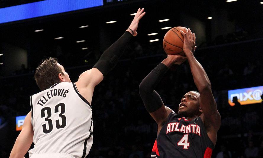 Nets vs Hawks NBA