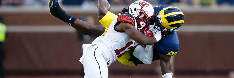 NCAA Football Odds Biggest Games in 2015: Week 1-3