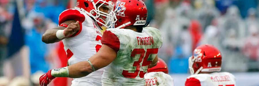 Oklahoma vs Houston NCAA Football Odds Preview