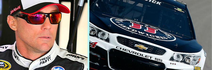 Kevin Harvick is one of the favorites at the AAA Texas 500 Betting Odds,