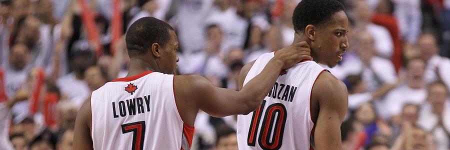 Cleveland at Toronto NBA Playoffs Odds