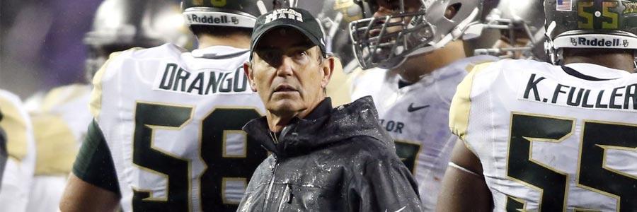 Art Briles Firing Impacts Baylor NCAA Football Futures Odds