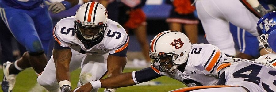College Football Lines Prediction on Clemson vs. Auburn